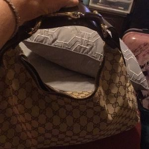 GUCCI small HORSE BIT. Absolutely Authentic,